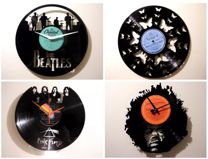 laser cutter for vinyl records