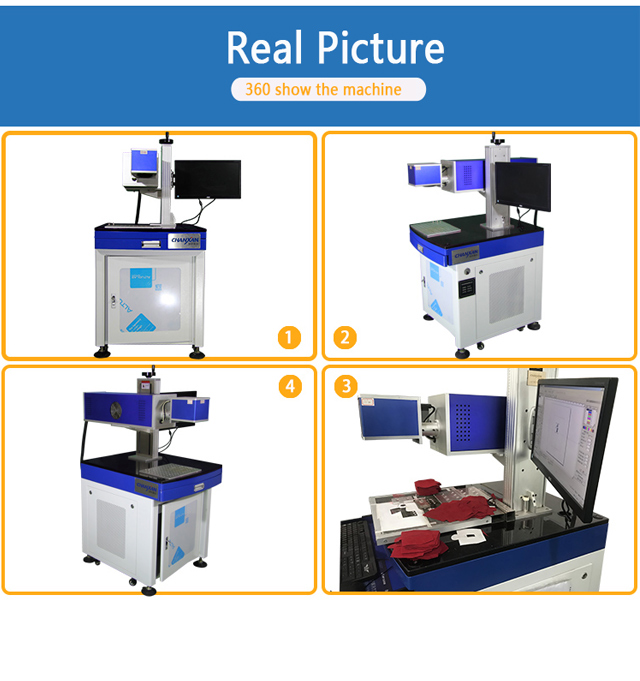 CX-30S CO2 LASER MARKING MACHINE  WITH RF METAL TUBE
