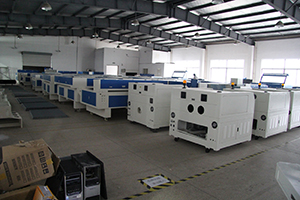 più grande produttore cinese di macchine taglio laser
