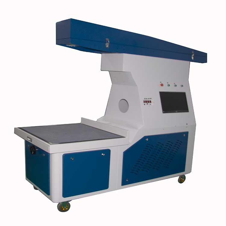 Laser Engraving Denim Jeans Processing
