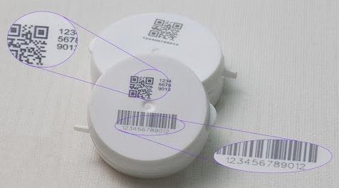 laser marking on polypropylene sheet