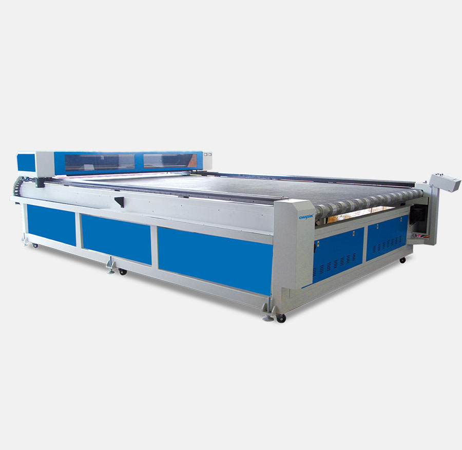 CWD Automatic genuine laser cutting machine
