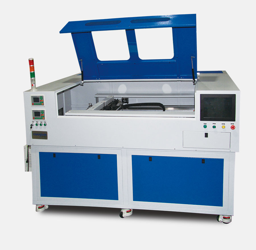 CWAD Laser Cutting Machine for Automotive Interiors