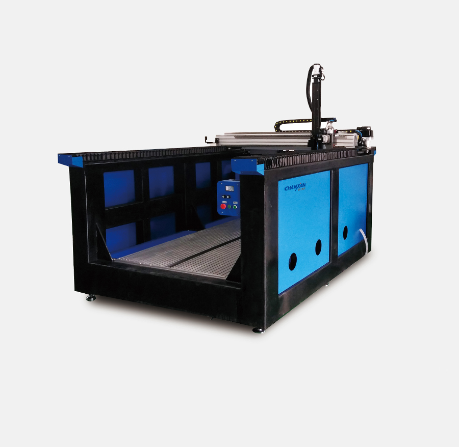 CW-3W1280 FIVE-AXIS  LASER CUTTING MACHINE