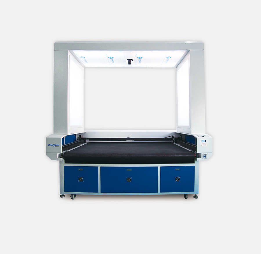 CW-1814HFSLARGE-FORMAT VISION POSITIONING LASER CUTTING MACHINE