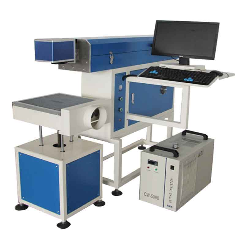 CX-100FC0²  LASER MARKING  MACHINE WITH GLASS TUBE