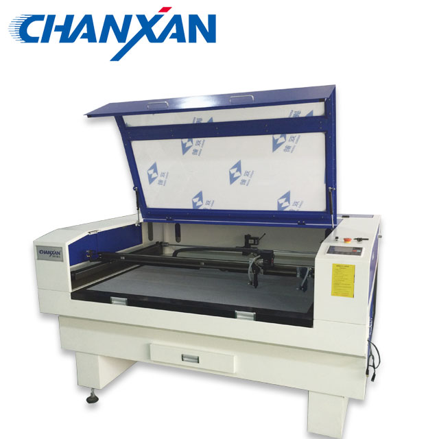 Fabrics and Leather Laser Cutting Machine