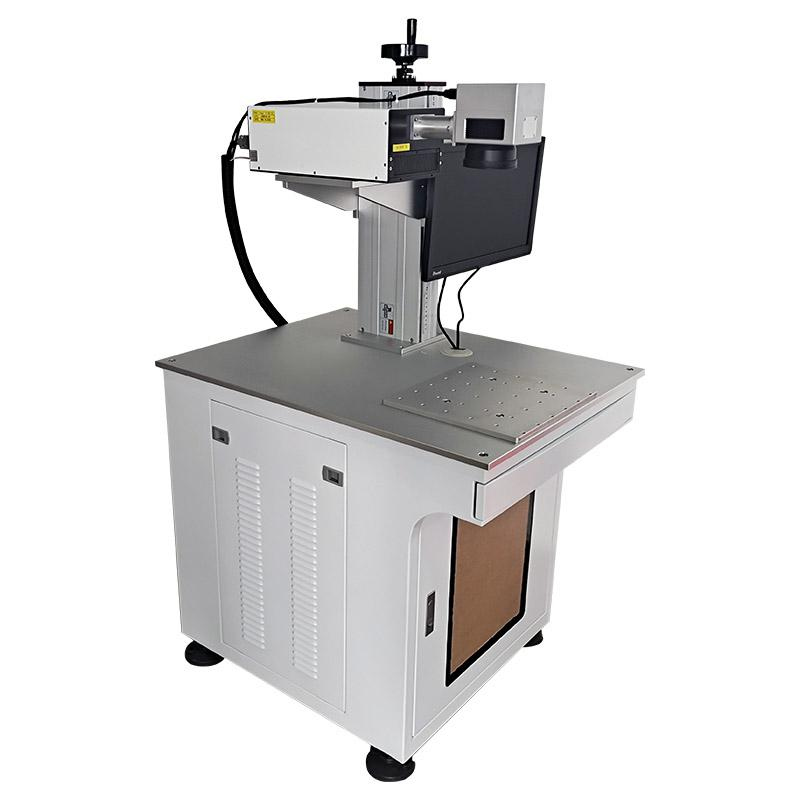 Mask UDI Marking with UV Laser Marking Machine