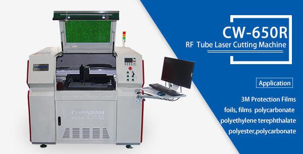 Film RF Laser Cutting Machine