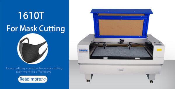 Laser Cutter for Making Masks