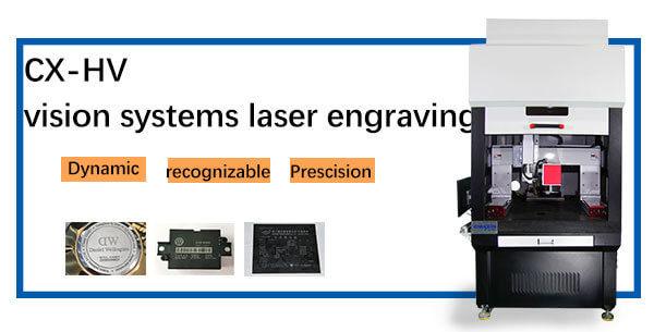 CCD Cameral Laser Engraving Machine