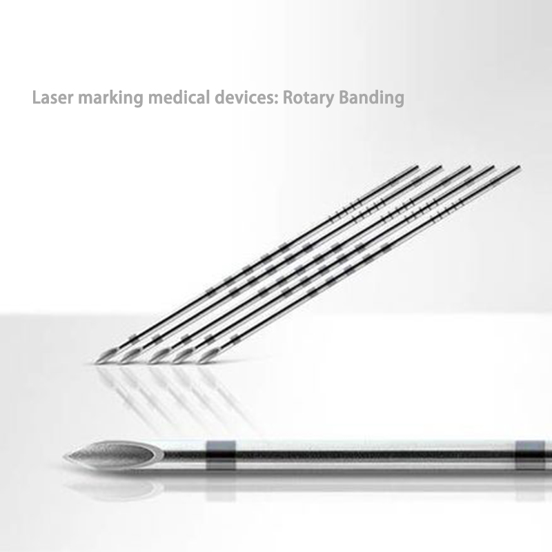 UDI Laser marking and laser engraving in medical technology
