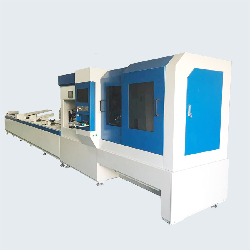Fiber Laser Tube Cutting Machine for Sale at an Affordable Price