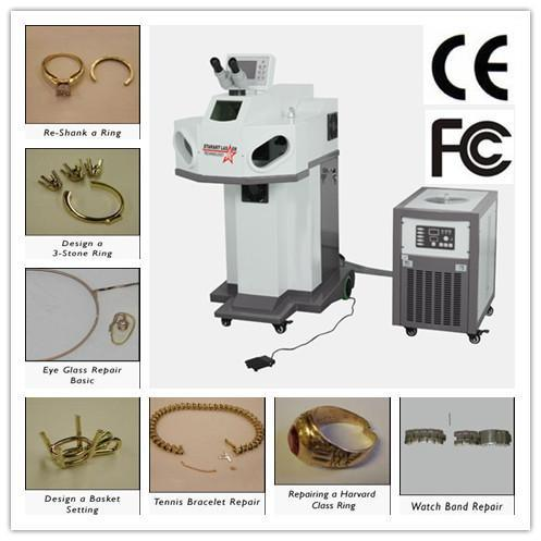 Jewelry Laser Welder