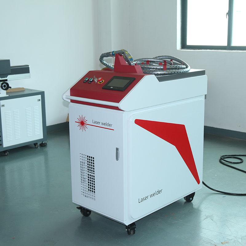 Chanxan Handheld Laser Welder 1500 watt