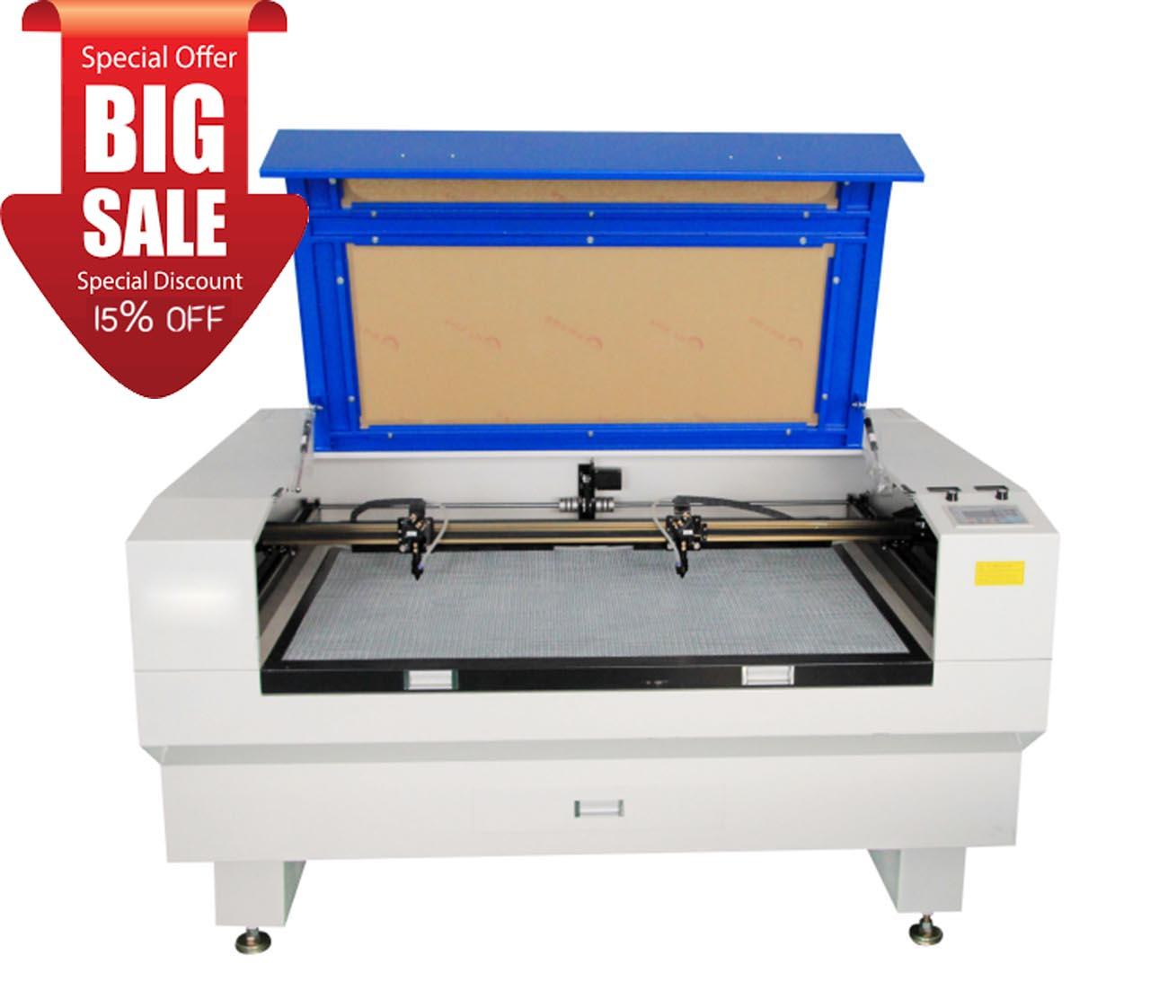 Máquina para Corte de Tecido a Laser